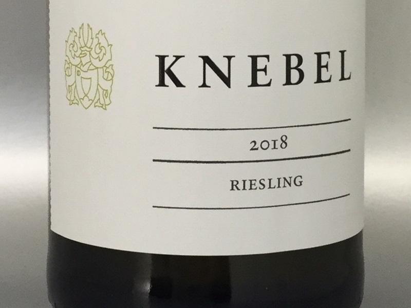 Knebel Riesling Gutswein 2018